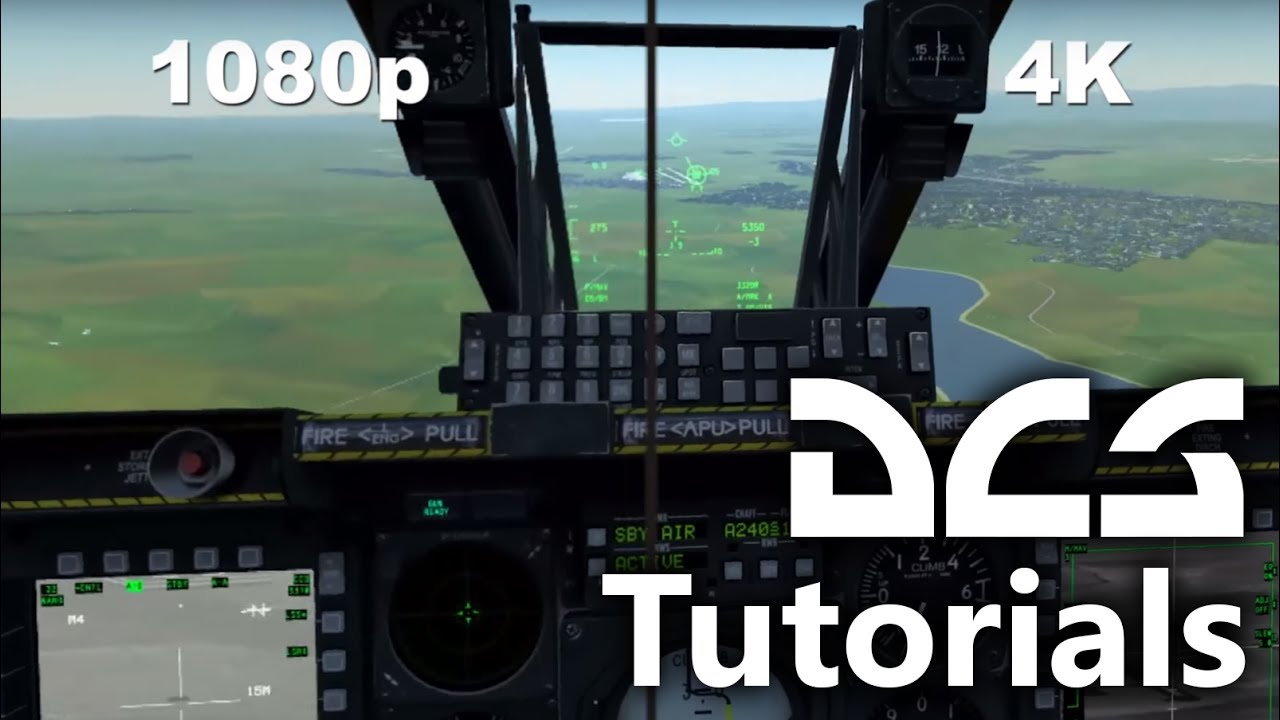 How to use vr in dcs