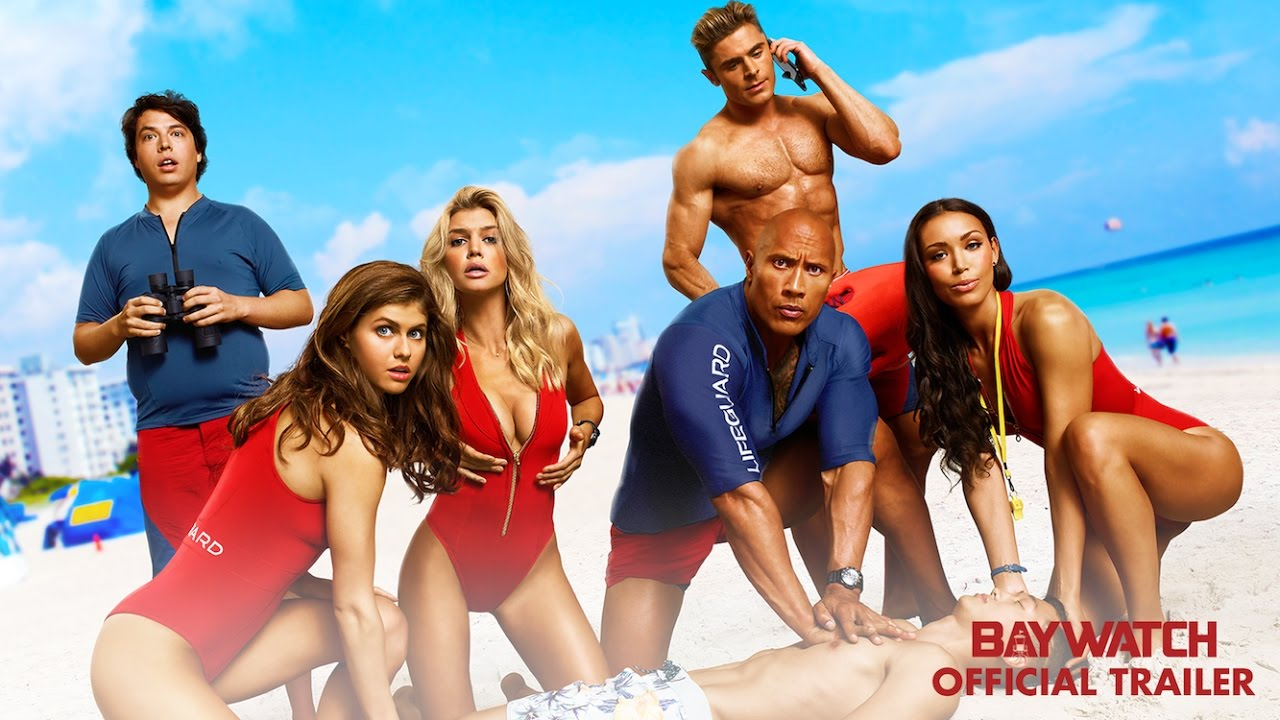 Download Baywatch (2017) - Official Trailer - Paramount Pictures