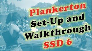 fortnite plankerton ssd 6 set up walkthrough - fortnite storm shield defense 6