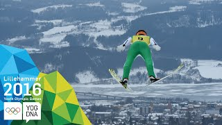 Nordic Combined Mixed Team - Russia win gold | Lillehammer 2016 Youth Olympic Games