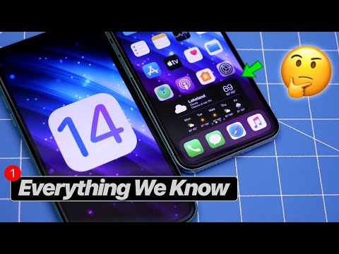 IOS 14 EVERYTHING We Know!