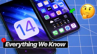 iOS 14 EVERYTHING We Know!