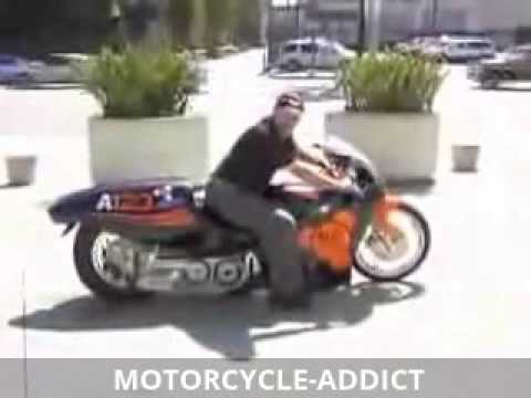 Worlds Fastest Electric Motorcycle And Crash Looks Fake Though