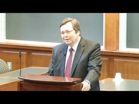 Public Lecture by Charles Lewis - April 18, 2013