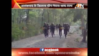 Sagarmatha Friendship-2017: Joint military drill between Nepal and China begins