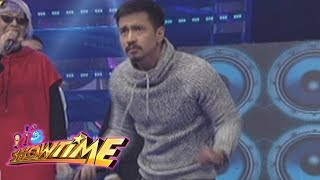 "Video It's Showtime Copy-Cut: RK's ""Taga-Saan Ka?"" challenge download MP3, 3GP, MP4, WEBM, AVI, FLV Agustus 2018"