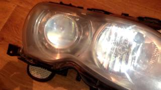 видео Е65 с блеском