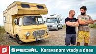 Chorvátsko karavanom vtedy a dnes. NEW ENG SUB !!! GARAZ.TV