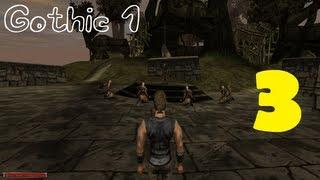 Gothic 1 эпизод 3 (Болотный Лагерь)