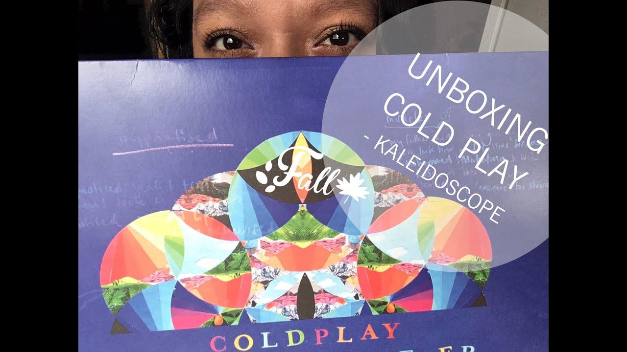 Download Unboxing COLDPLAY kaleidoscope VINYL