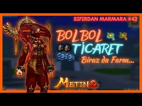 SIFIRDAN MARMARA [42]| Bol Bol Ticaret| Biraz Da Farm| Metin2 TR [Bölüm 52]