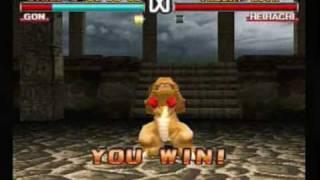 Tekken 3: Gon