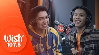 "JM Bales (ft. KVN) performs ""Magandang Dilag"" LIVE on Wish 107.5 Bus"