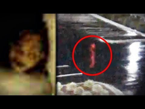 5 Ghost Videos To Keep You Up At Night
