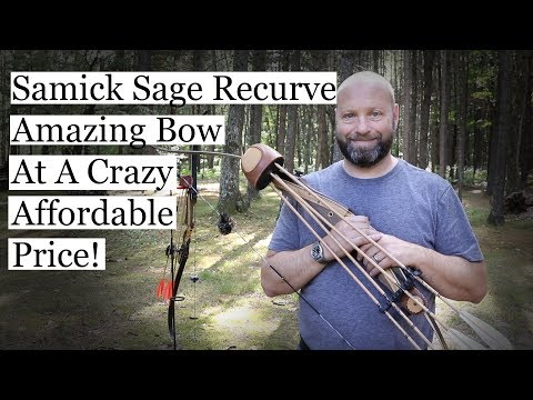 Samick Sage Recurve Awesome Bow At An Affordable Price
