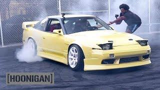 Adam LZ Nissan S13 Man-Line //DT265 thumbnail