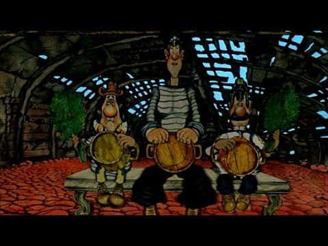"""Полная версия песни, не вошедшая в мультфильм """"Приключения капитана Врунгеля"""" (часть 5)"""