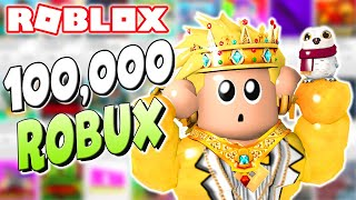 BUY 100,000 ROBUX IN ROBLOX! 😱 +$17,000!!! *never seen before* RODNY