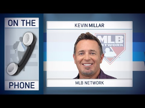 MLB Network's Kevin Millar Talks Red Sox, Dodgers, Yankees & More w/Rich Eisen | Full Interview