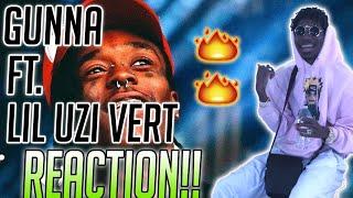 Gunna Ft. Lil Uzi Vert 223 REACTION!