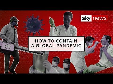 Coronavirus: How To Contain A Global Pandemic