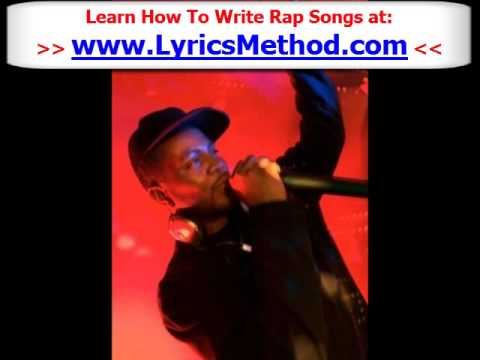 how to write a rap song It's one thing to know how to rap but knowing how to write a rap song is a completely different ballgame this is my best advice on how to do so.