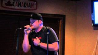 Karaoke Idol 2011 Finals. Week 1. Andrew singing Harvey Danger - Flagpole Sitta