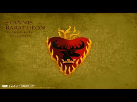 Lord of Light Theme (S2-S6) - Game of Thrones