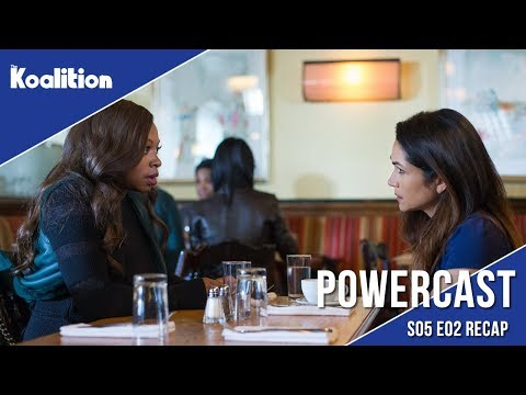 "Power Season 5 Episode 2 ""Damage Control"" Recap & Discussion 