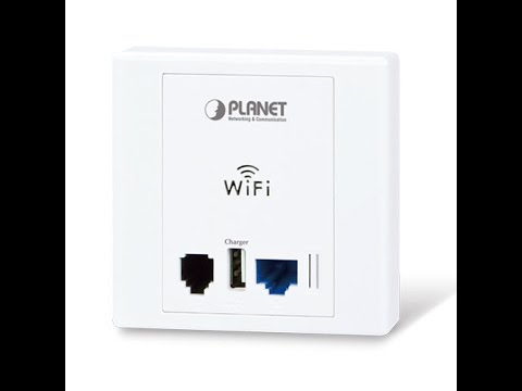 Planet WNAP-W2200 Access Point Windows 7 64-BIT