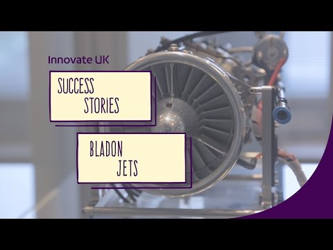 Innovate UK success story: Bladon Jets innovative mobile and low-cost generator takes off