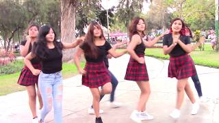 "GIRLS´ GENERATION (소녀시대) ""Holiday"" - Golden Girls Peru Dance Group (1080p60)"