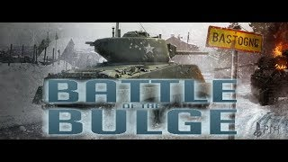 Battle of The Bulge PS4 Gameplay
