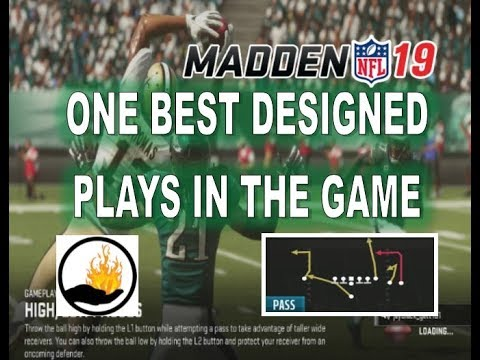 MADDEN 19 MONEY PLAY - SPAM THIS PLAY -  SINGLEBACK Y TRIPS