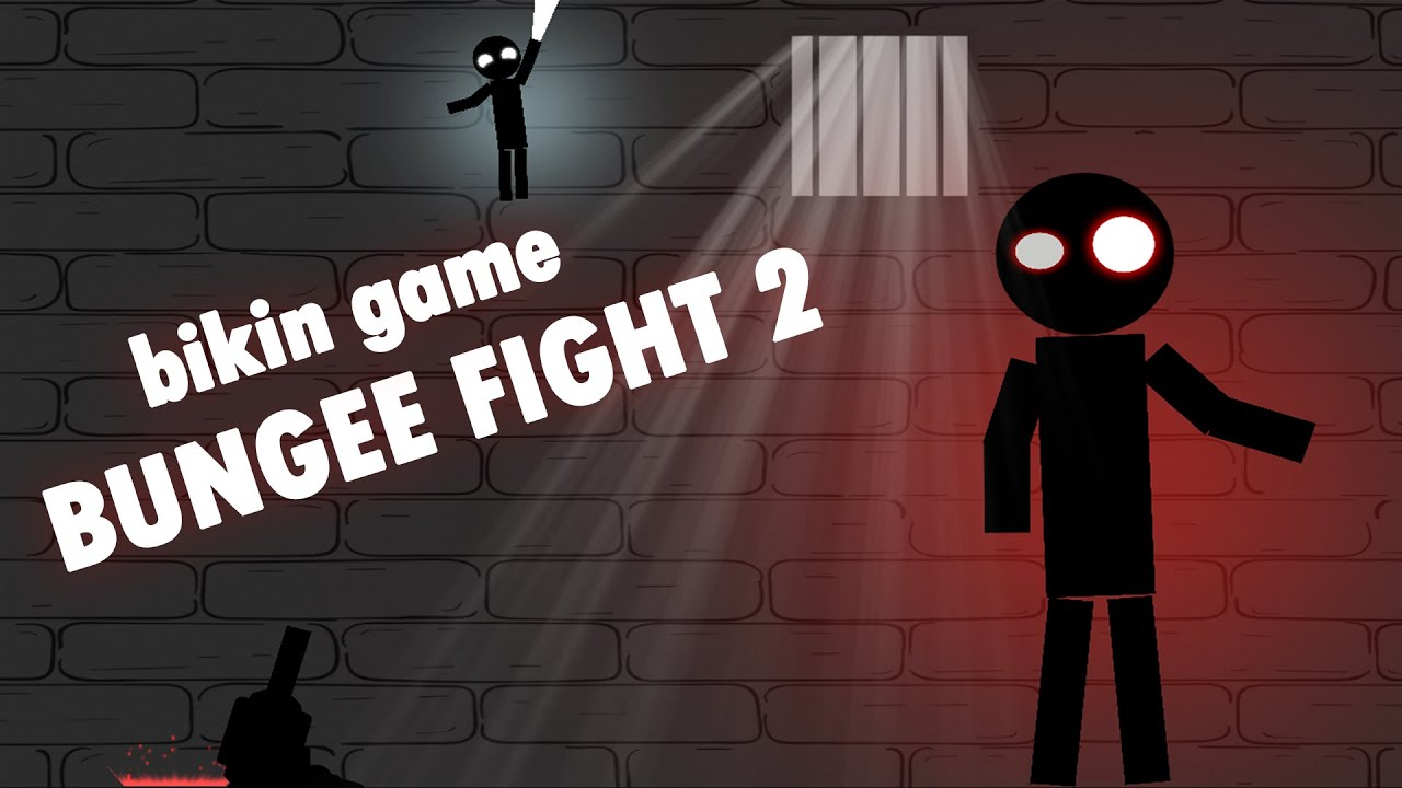ngoding AI buat enemy di game gw - Bungee Fight 2 part 3 - Game Developer Indonesia