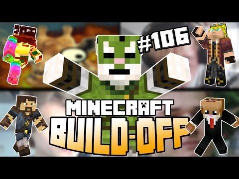 Minecraft Build Off #106 - VOORZEGGEN!