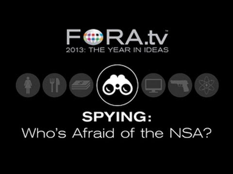 The Year in Spying: Who's Afraid of the NSA?