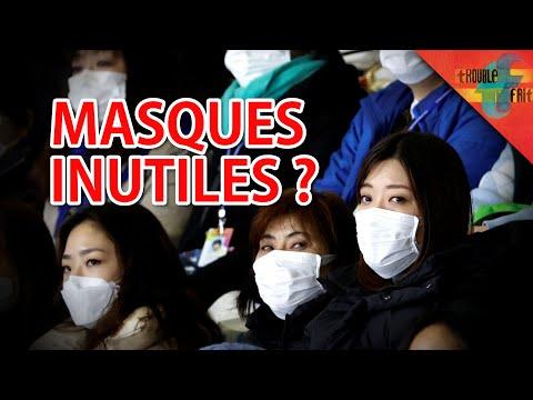 La Macronie ment sur l'inutilité des masques! Fabriquons-les !