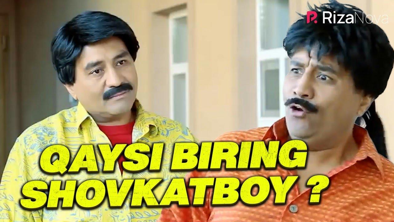 Javlon Shodmonov - Qaysi biring Shovkatboy ?