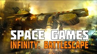 Space Games - Infinity: Battlescape
