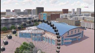 """В парке """"Пехорка"""" начали второй этап реконструкции."""