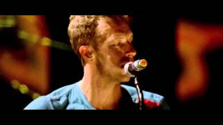 Coldplay Yellow Live 2012 Stade De France HD With Lyrics