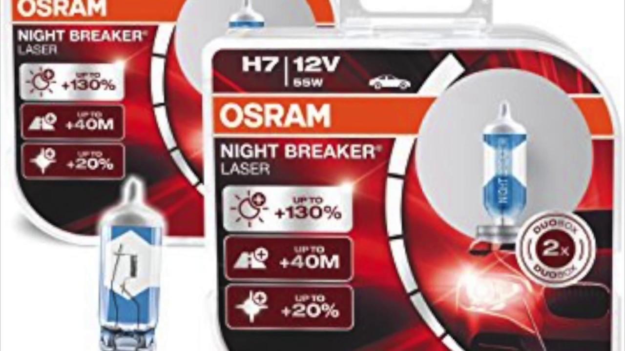 h7 night breaker laser test stockdunkele landstra e und. Black Bedroom Furniture Sets. Home Design Ideas