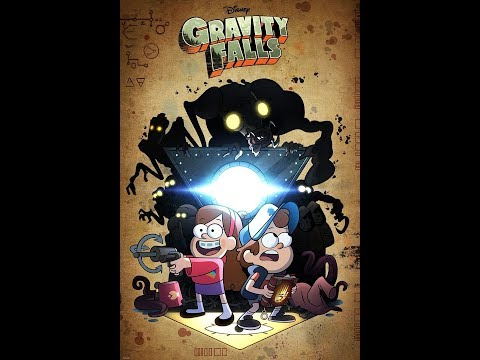 Gravity Falls S01E01 Tourist Trapped