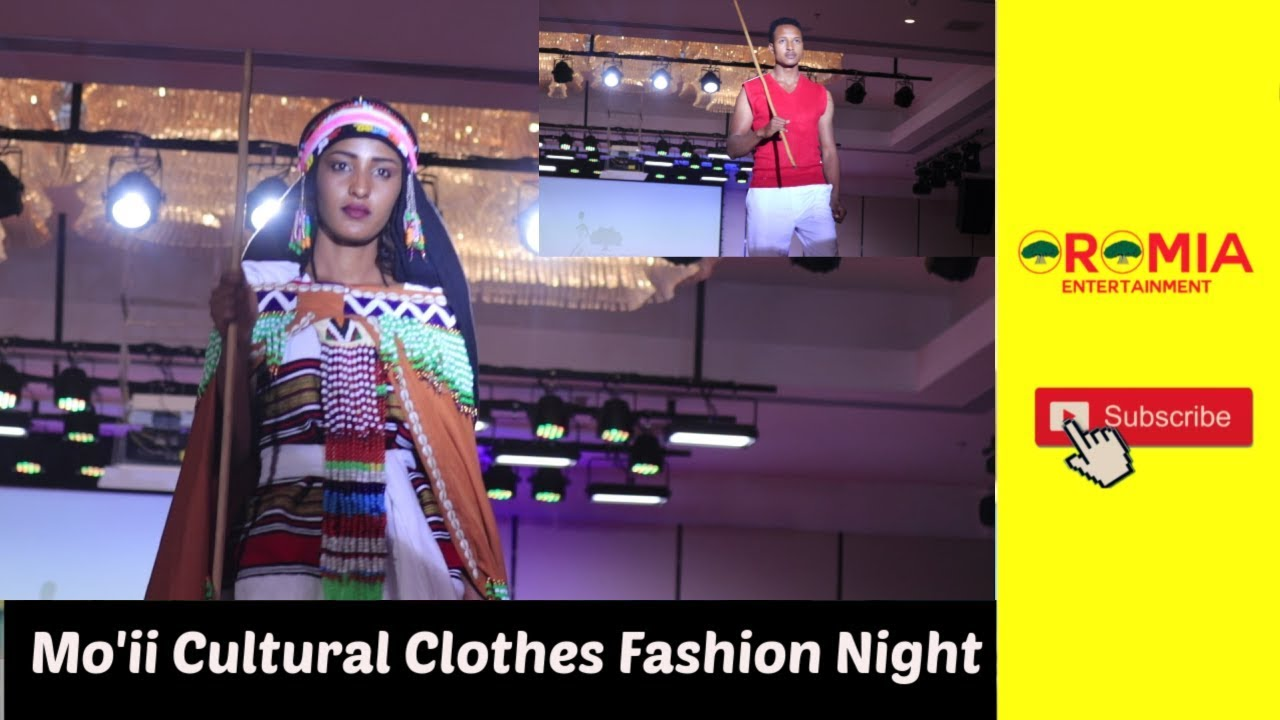 Ethiopia: Moyi Cultural Fashion By Moyii Tilahun In Fiinfinnee [WOW]