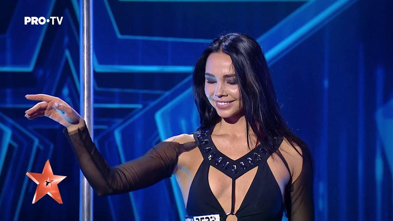 Românii au talent 2020: Natalia Tatarintseva