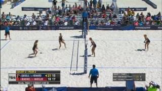 Beach Volleyball: USC 3, Pepperdine 2 - Highlights 5/7/17