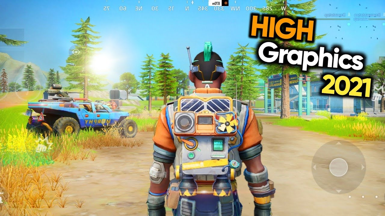 10 Best Graphics Games on Android & iOS in June 2021 | High Graphics Android Games