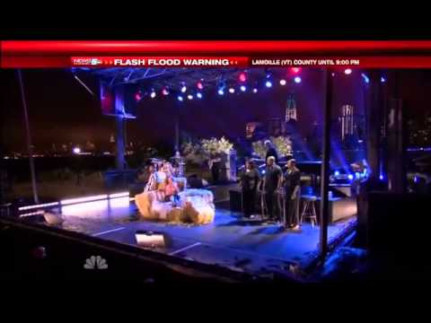 Mariah Carey Live @ Macy's 4th of July concert on NBC