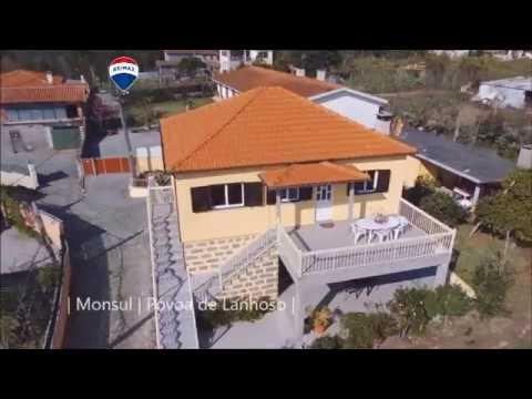 Moradia  T4 | Monsul, Póvoa de Lanhoso